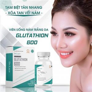 vien-uong-tri-nam-trang-da-glutathion-600-drlacir-gia-bao-nhieu-mua-o-dau-chinh-hang-